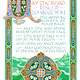 Celtic Greeting - May the Road Rise to Meet You