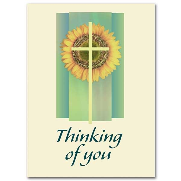 Thinking of You (Sunflower)
