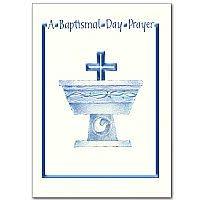 A Baptismal Day Prayer