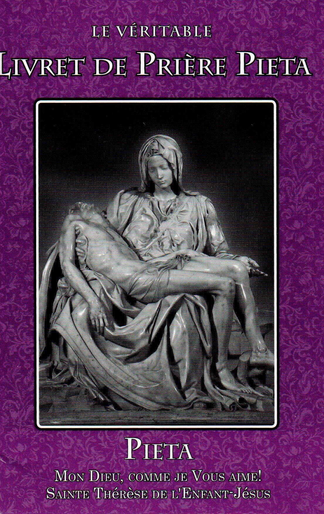 Pieta Booklet (French)