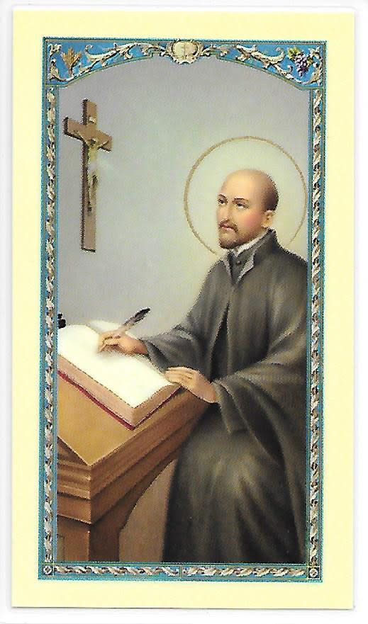 St. Ignatius Loyola