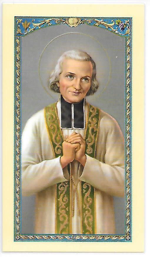 St. John Vianney (Cure of Ars)