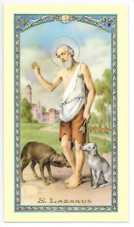 St. Lazarus