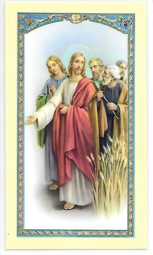 Prayer of the Christian Farmer and Gardener