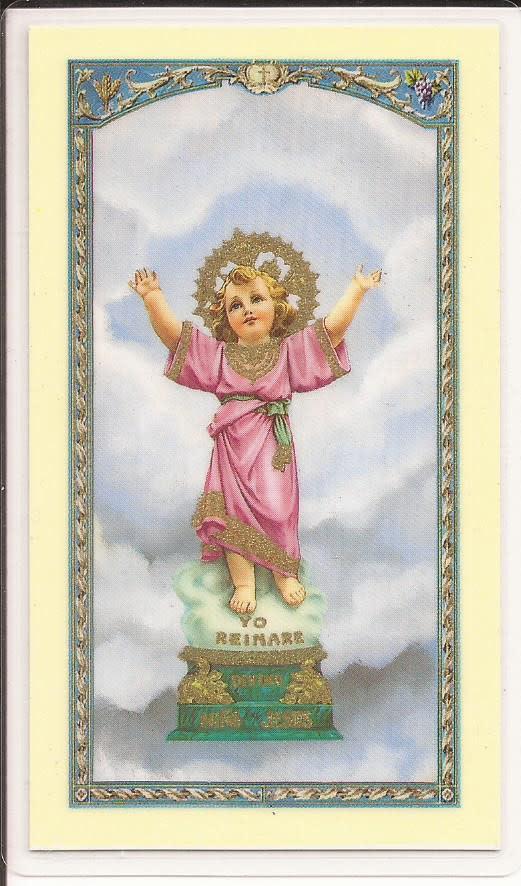 The Beckoning Child Jesus