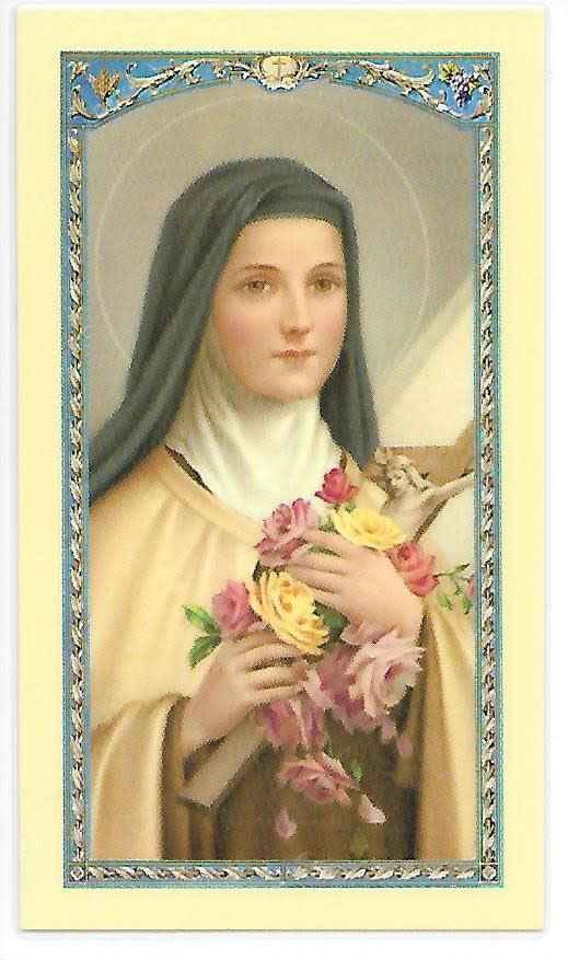 St. Theresa of Lisieux