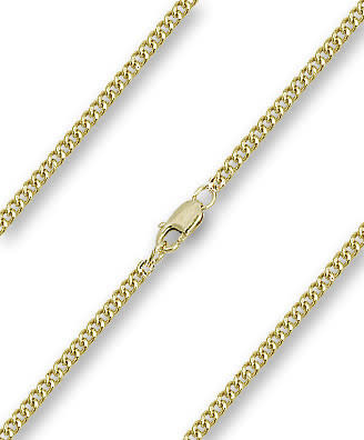 "30"" Gold Plate Chain"