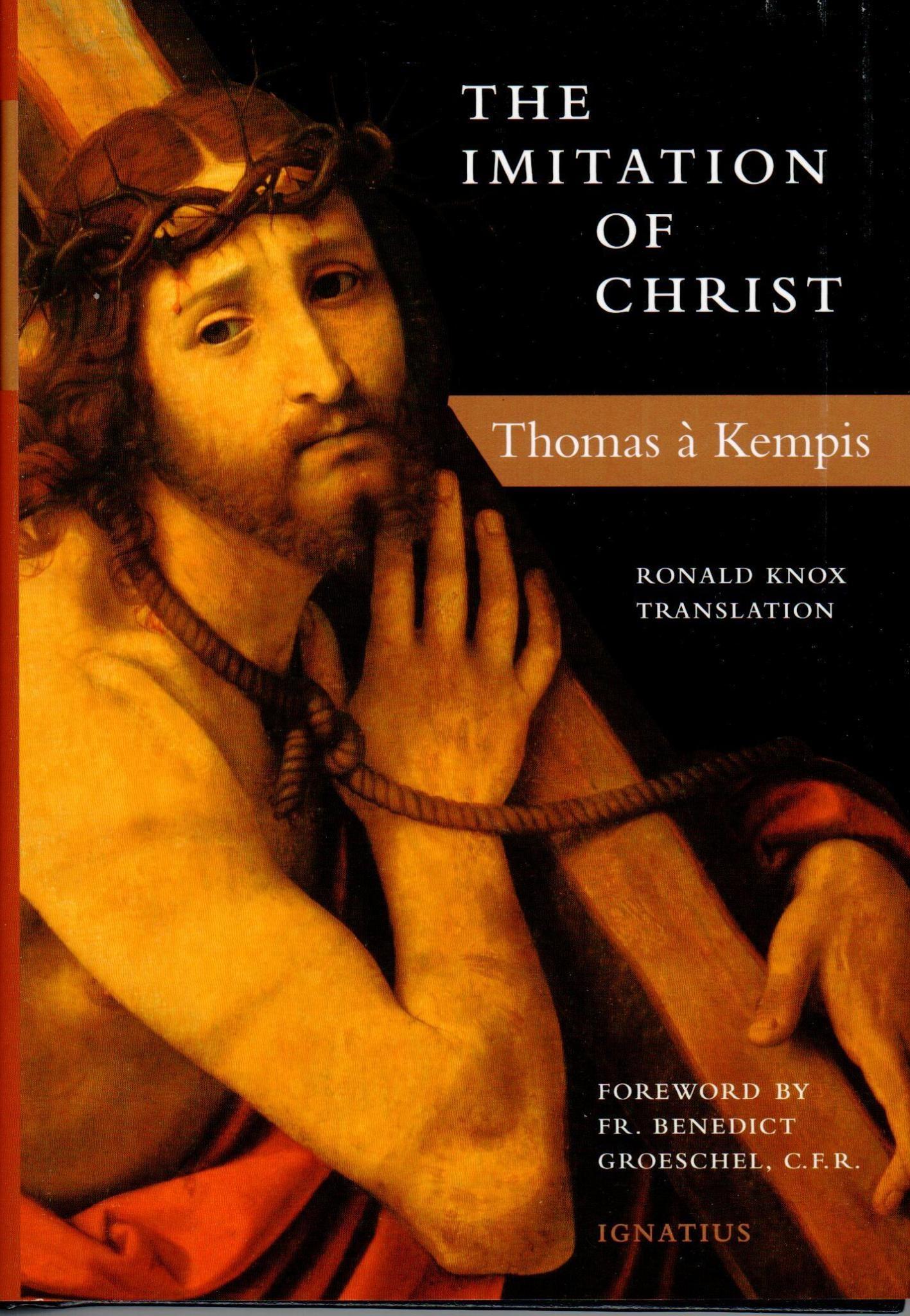 Imitation of Christ (Ronald Knox Translation)