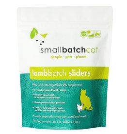 SmallBatch Pets SmallBatch Cat Lamb Sliders 3lb