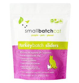 SmallBatch Pets SmallBatch Cat Turkey Sliders 3lb