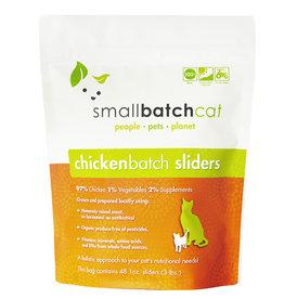 SmallBatch Pets SmallBatch Cat Chicken Sliders 3lb