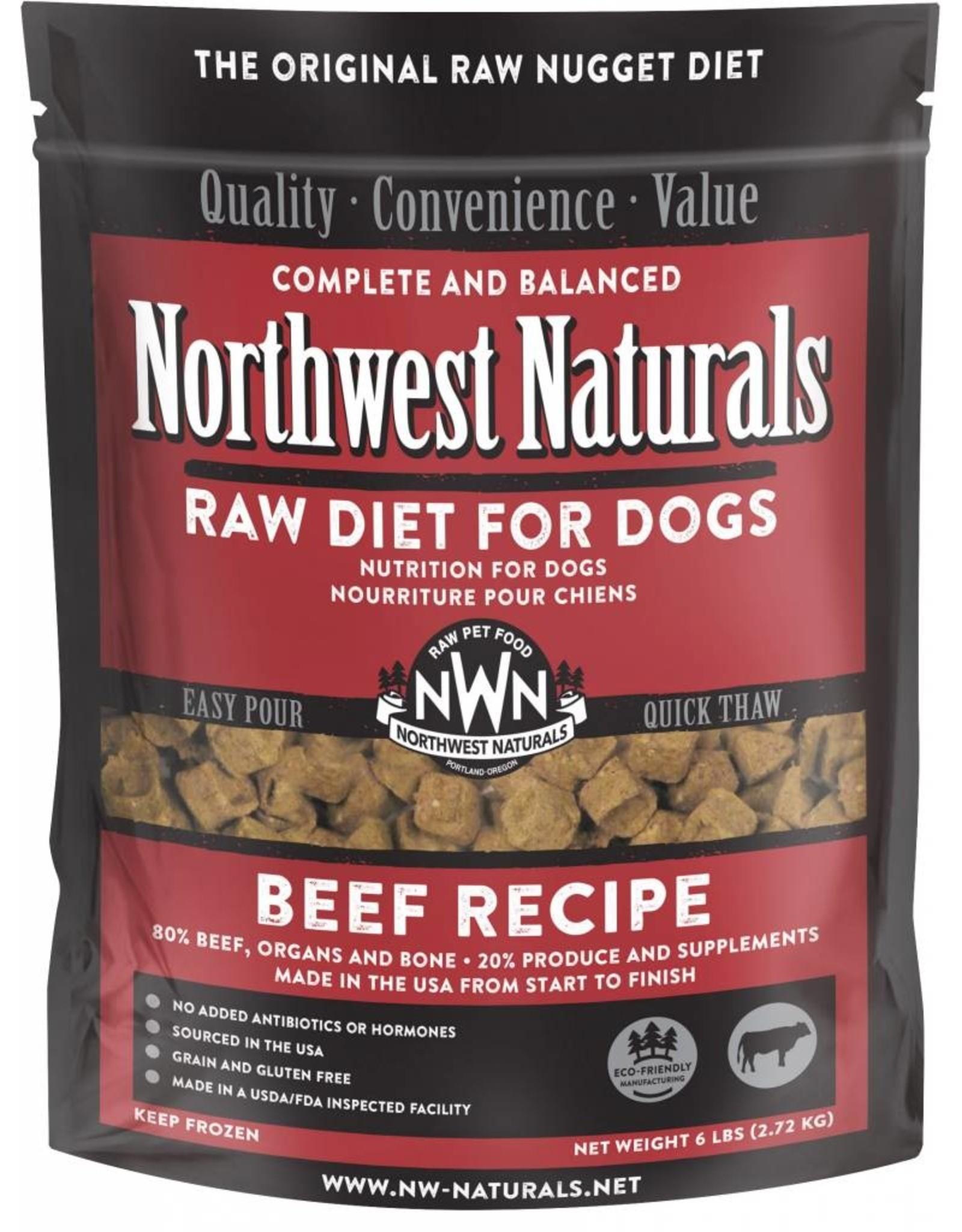Northwest Naturals Northwest Naturals Dog Beef Recipe