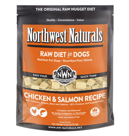 Northwest Naturals Northwest Naturals Dog Chicken and Salmon Recipe