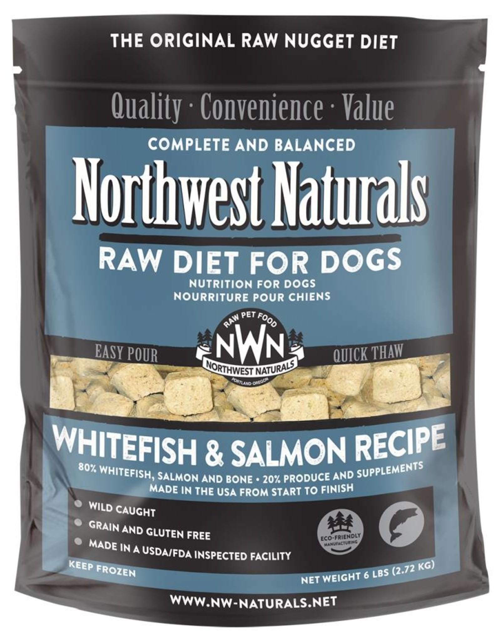 Northwest Naturals Northwest Naturals Dog Whitefish and Salmon Recipe