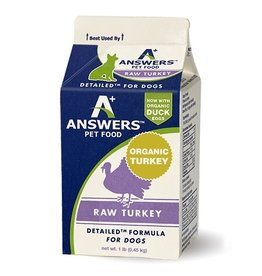 Answers Pet Food Answers Pet Food Dog Detailed Turkey