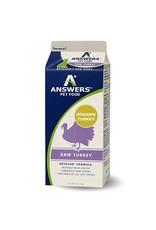 Answers Pet Food Answers Pet Food Dog Detailed Turkey