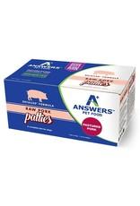 Answers Pet Food Answers Pet Food Dog Detailed Pork