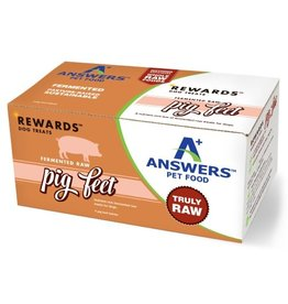 Answers Pet Food Answers Pet Food Fermented Pig Feet 4ct