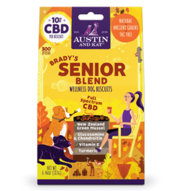 Austin and Kat Austin and Kat Senior Blend Biscuit 6.46oz