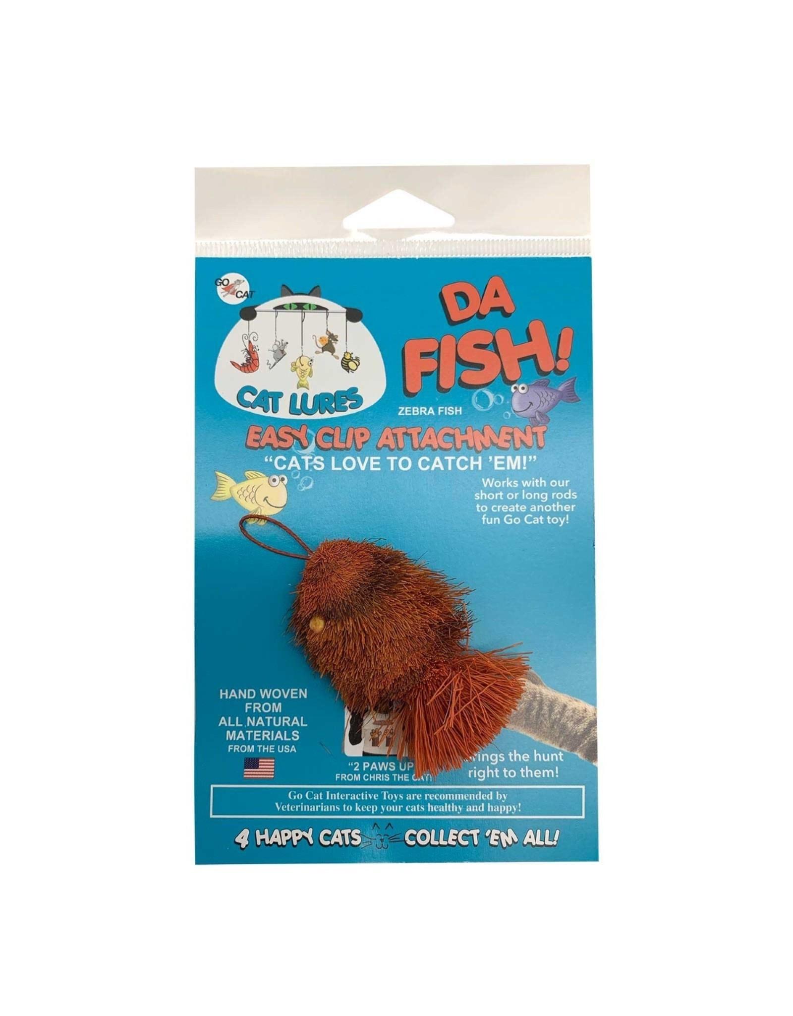 Go Cat Go Cat Da Goldfish Refill