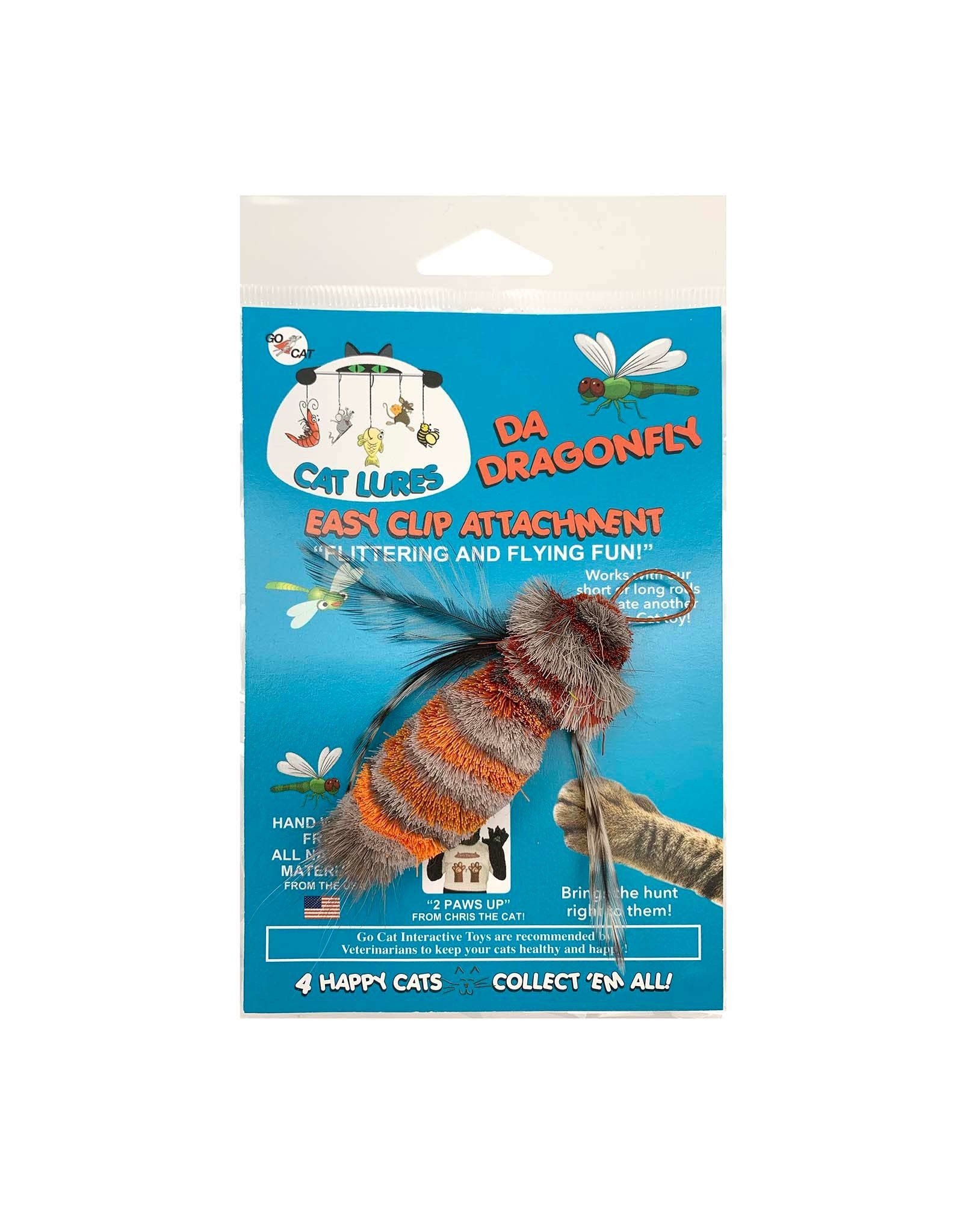 Go Cat Go Cat Da Dragonfly Refill