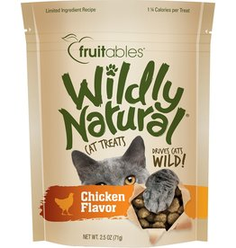 Fruitables Fruitables Wildy Natural Cat Treats 2.5oz