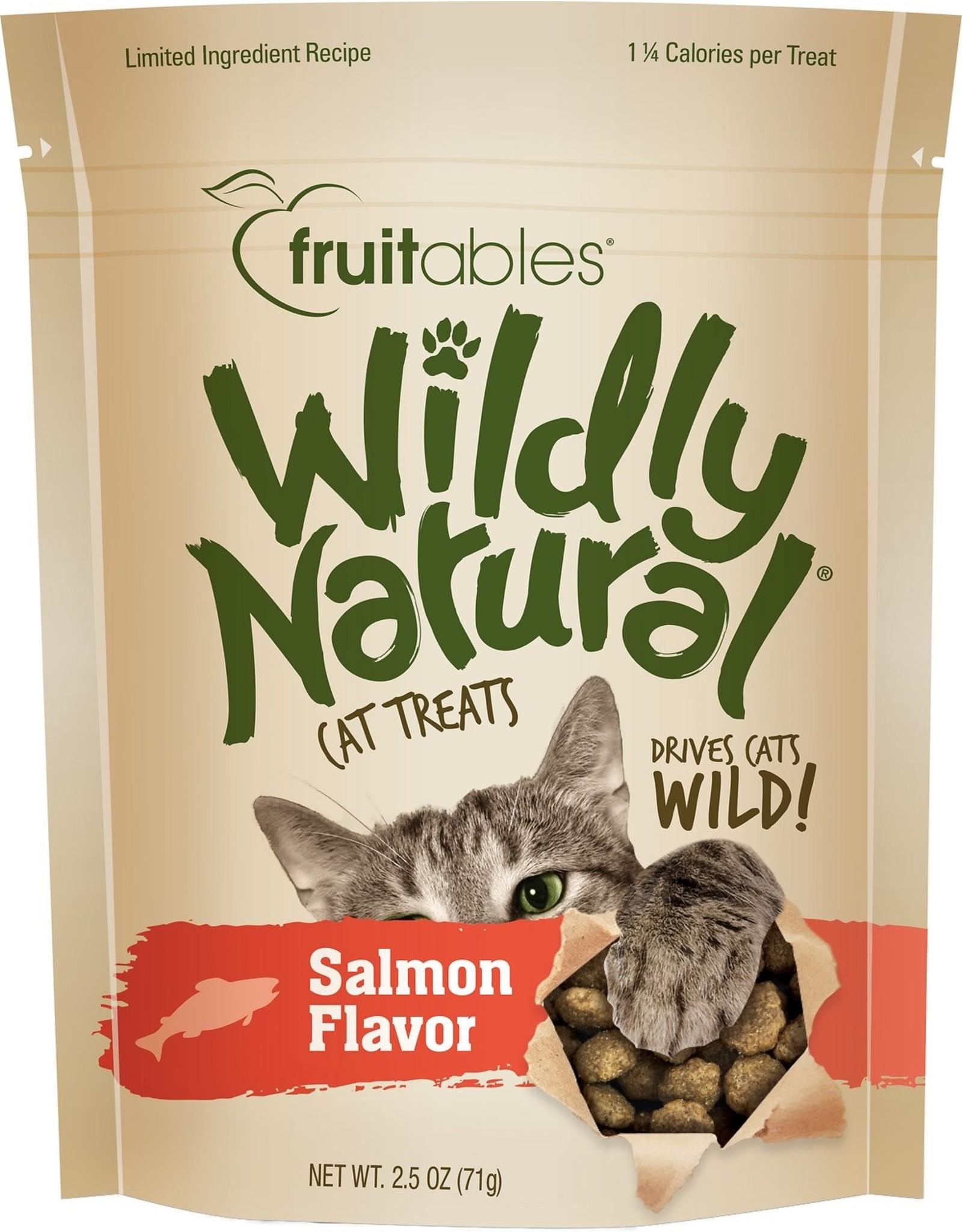 Fruitables Fruitables Wildly Natural Cat Treats 2.5oz