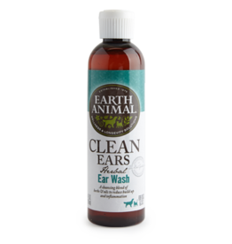 Earth Animal Earth Animal Clean Ears 4oz