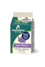 Answers Pet Food Answers Pet Food Cat Detailed Turkey 1lb