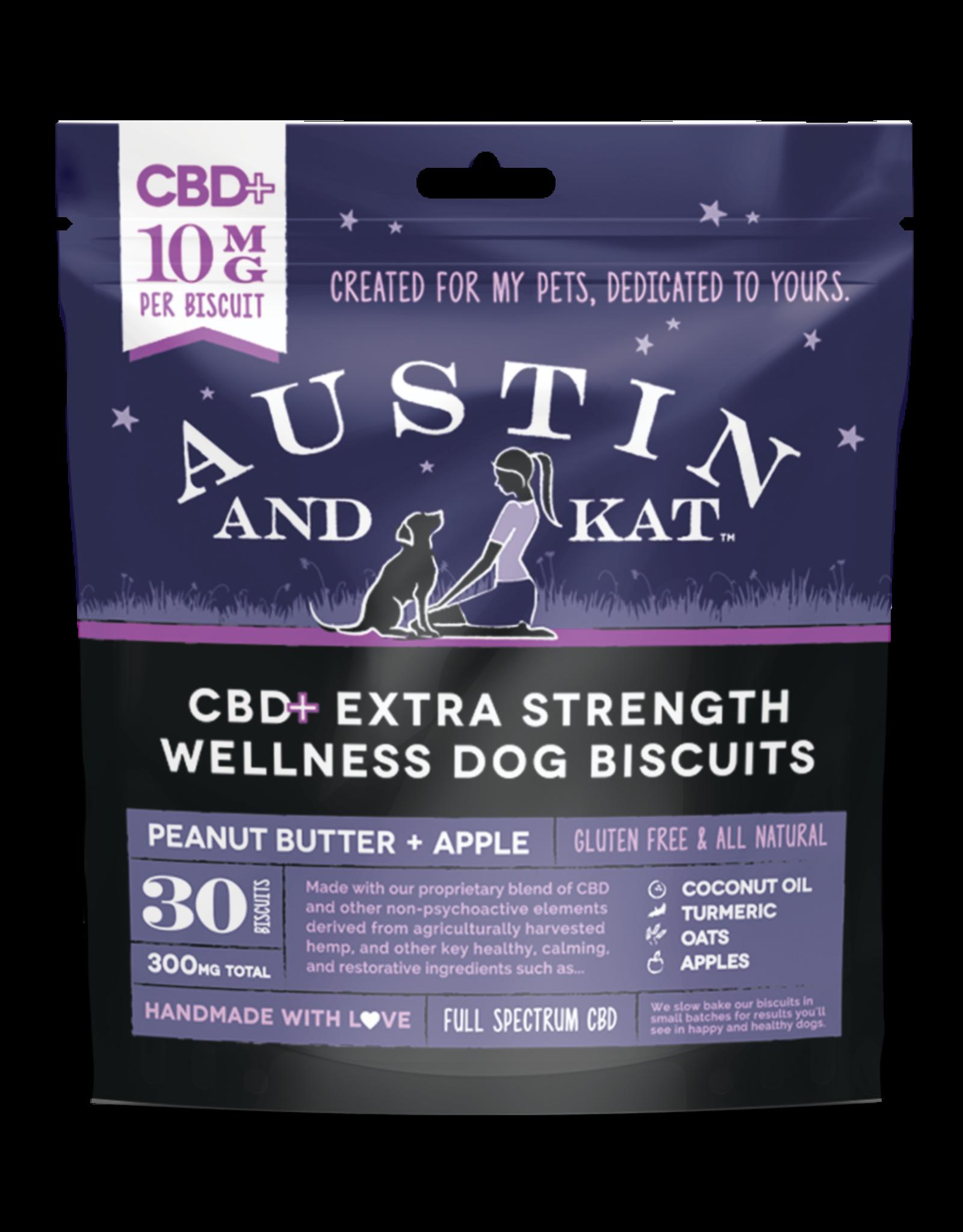 Austin and Kat Austin and Kat 10MG CBD Biscuit 6.6oz