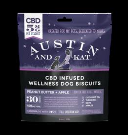 Austin and Kat Austin and Kat 5MG CBD Biscuit 6.6oz