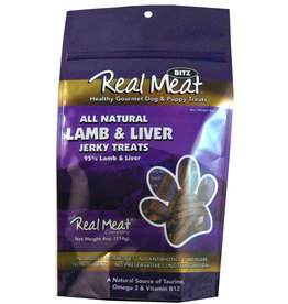 The Real Meat Company The Real Meat Dog Treats Lamb and Liver