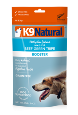 K9 Natural K9 Natural Freeze Dried Beef Green Tripe