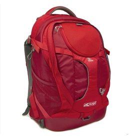 Kurgo Kurgo G Train Backpack Red