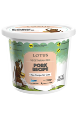 Lotus Pet Food Lotus Pet Food Cat Raw Pork
