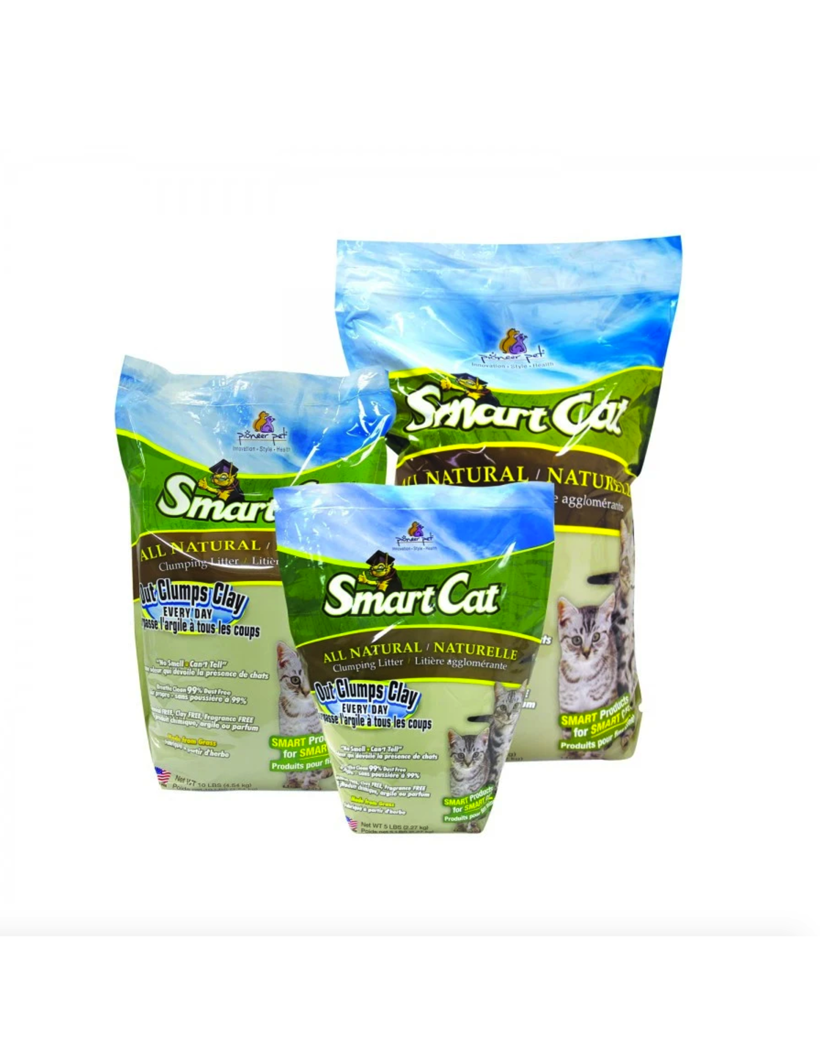 Pioneer Pet Pioneer Pet Smart Cat Grass Litter