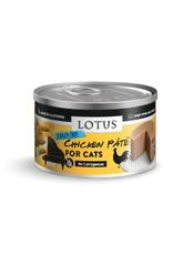 Lotus Pet Food Lotus Pet Food Cat Chicken Pate