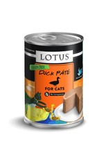 Lotus Pet Food Lotus Pet Food Cat Duck Pate