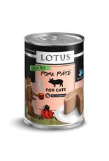 Lotus Pet Food Lotus Pet Food Cat Pork Pate