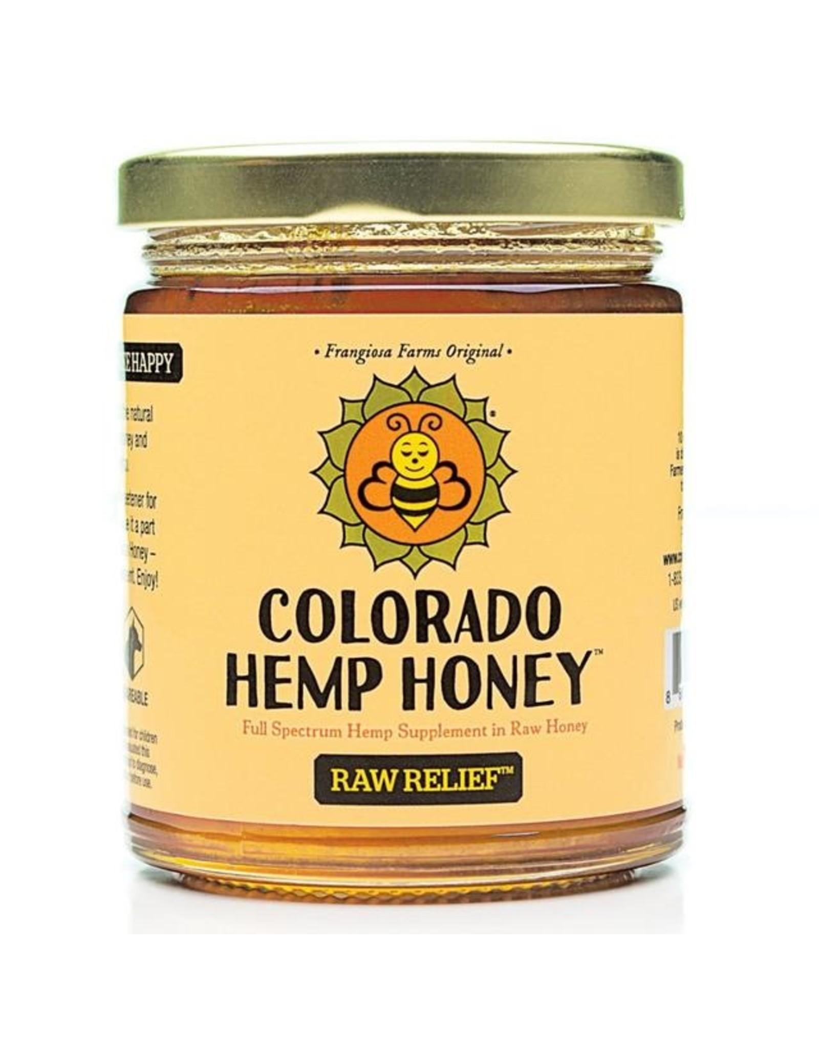 Colorado Hemp Honey Colorado Hemp Honey 12oz