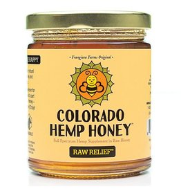 Colorado Hemp Honey Colorado Hemp Honey 12oz