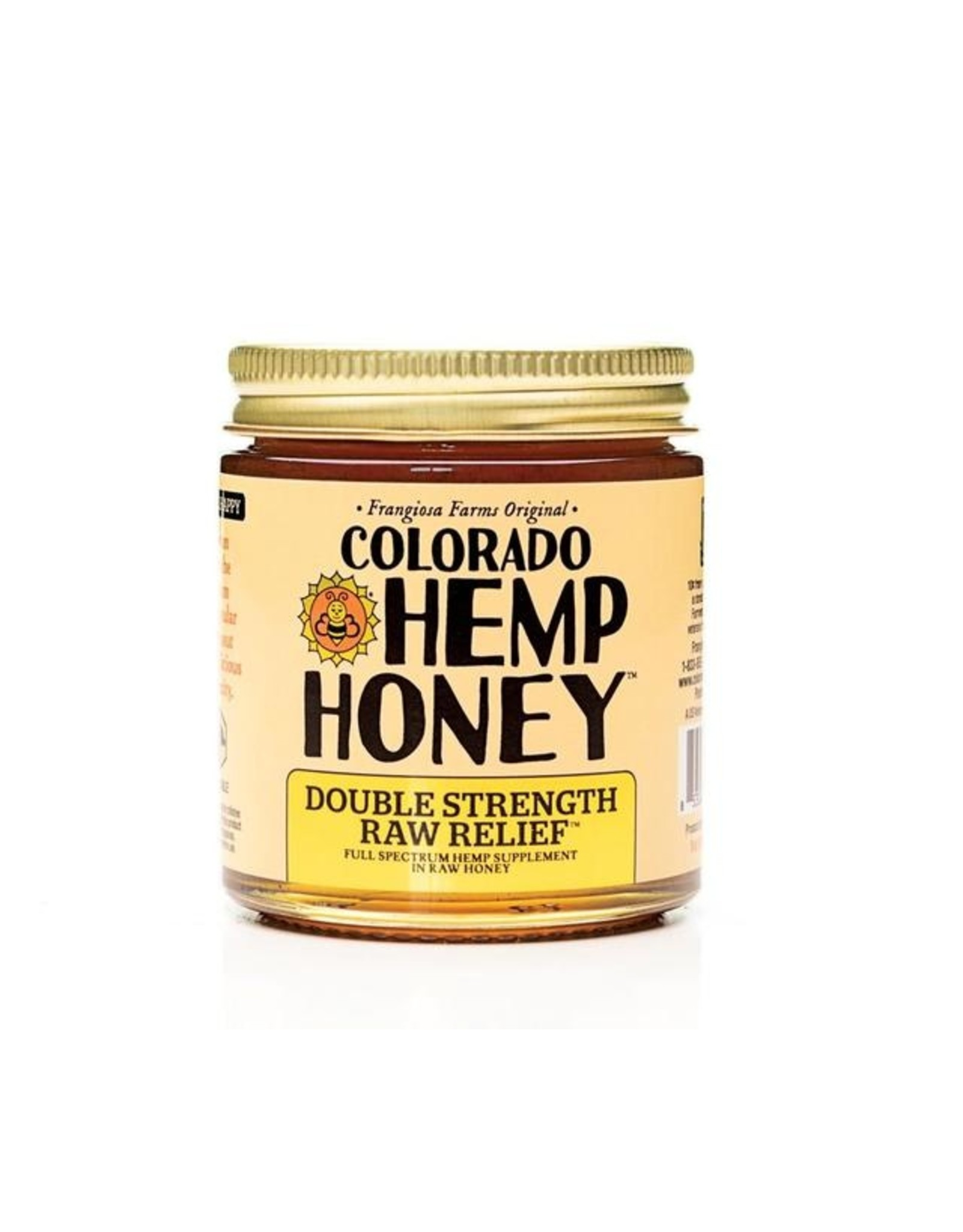 Colorado Hemp Honey Colorado Hemp Honey Double Strength 6oz