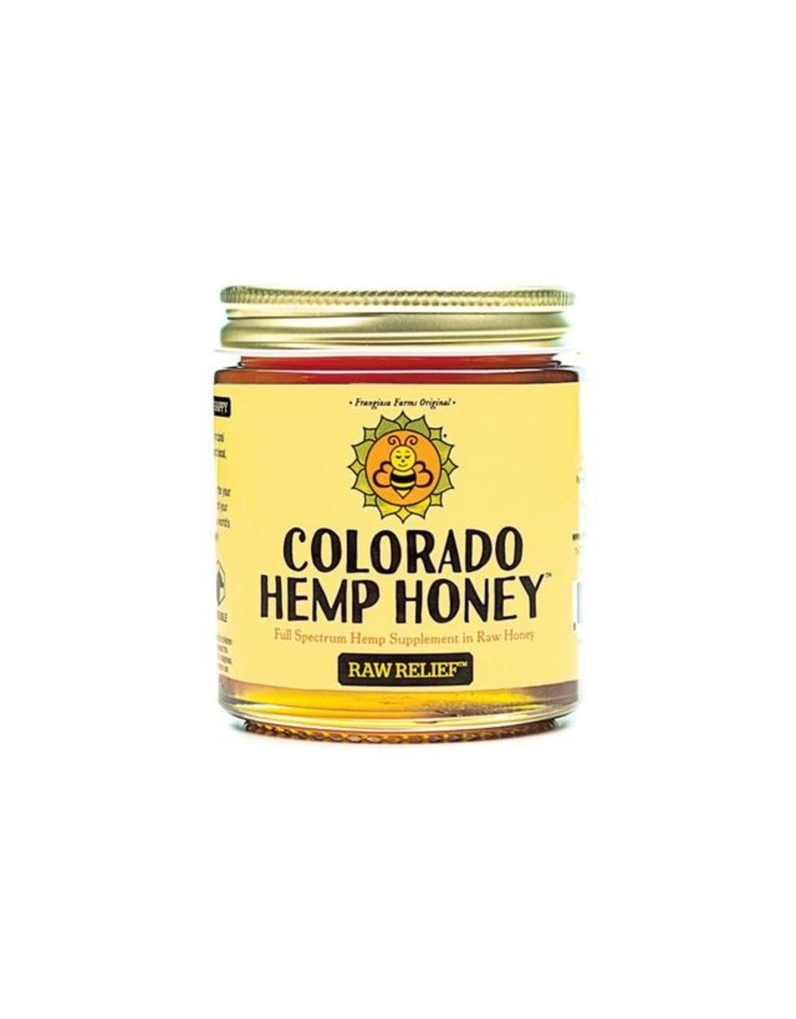 Colorado Hemp Honey Colorado Hemp Honey 6oz
