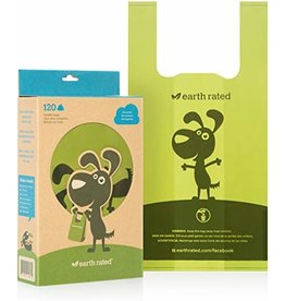 Earth Rated Earth Rated Poop Bags with Handles Unscented 120ct