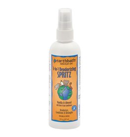 Earthbath Earthbath Deodorizing Spritz Vanilla Almond 8oz
