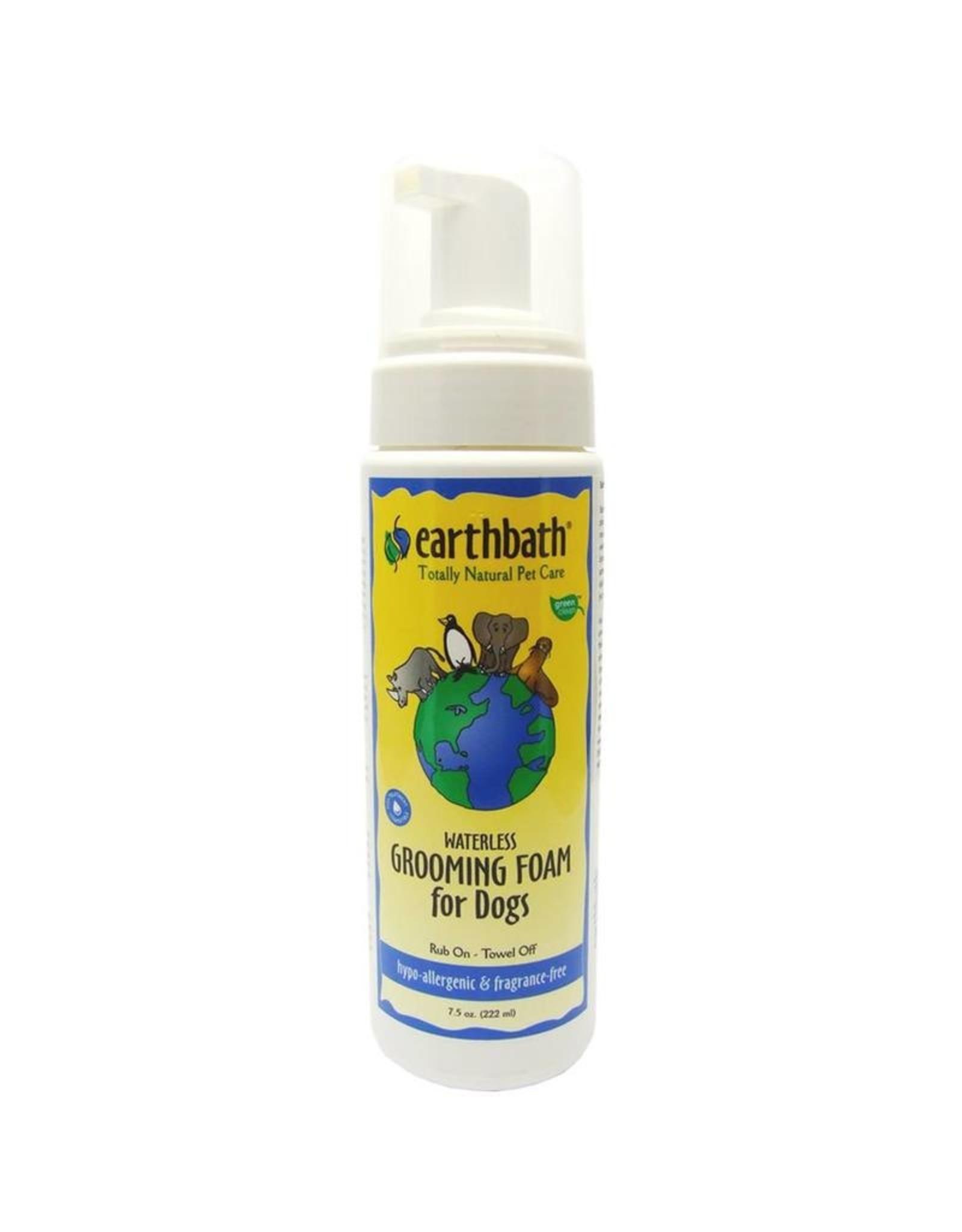 Earthbath Earthbath Dog Hypo Allergenic Grooming Foam 8oz