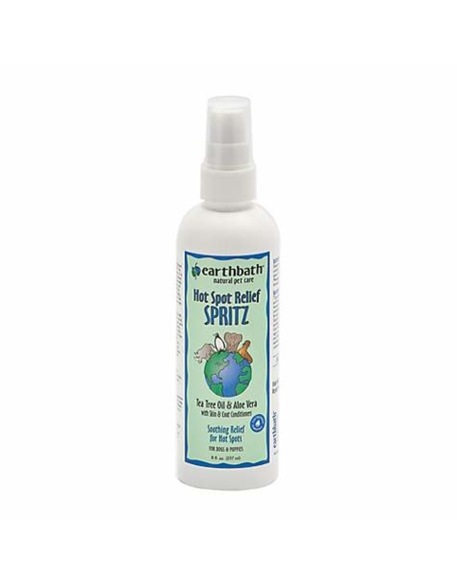 Earthbath Earthbath Hot Spot Relief Spritz 8oz