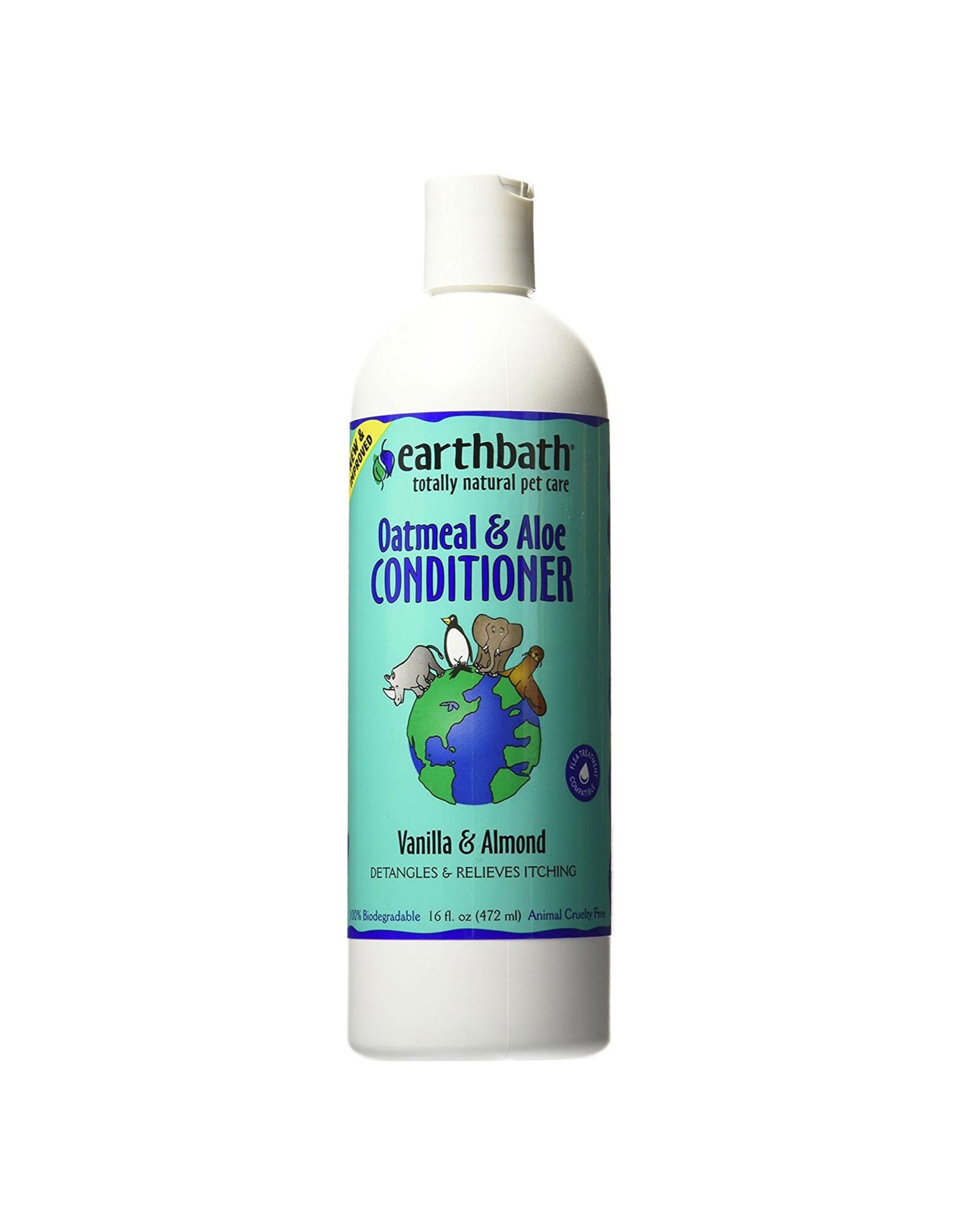 Earthbath Earthbath Oatmeal and Aloe Conditioner 16oz
