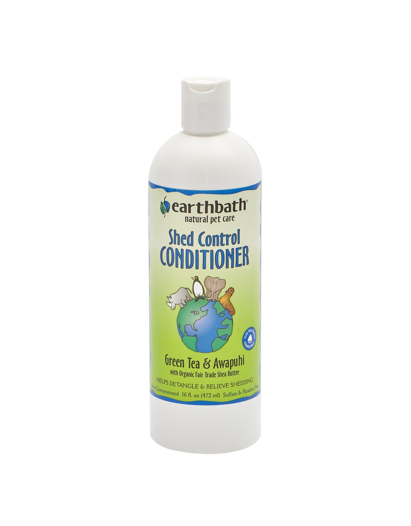 Earthbath Earthbath Shed Control Control Conditioner 16oz