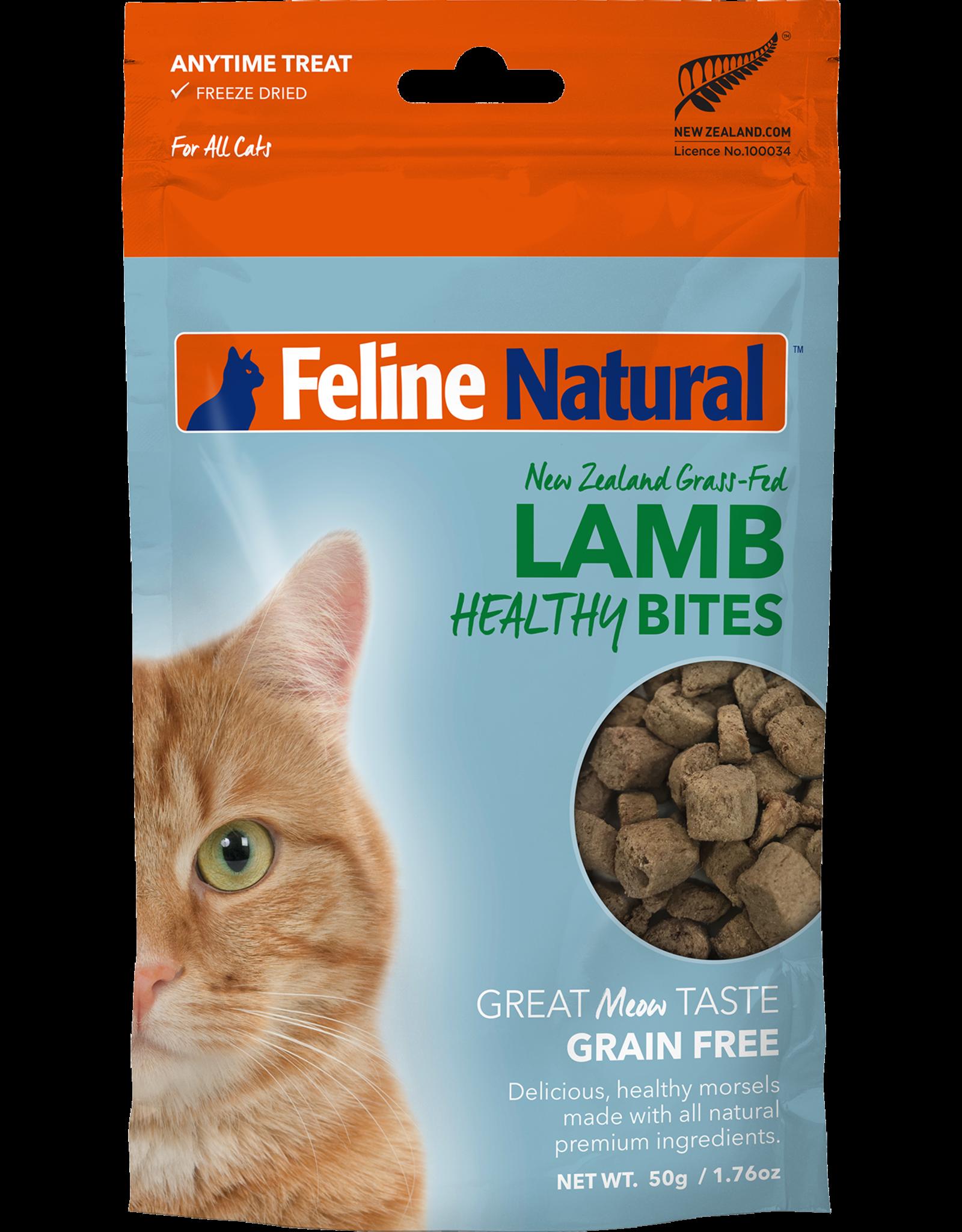 Feline Natural Feline Natural Lamb Bites 1.76oz